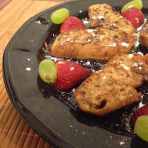 Vegan French Toast - My Version